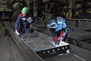 Tuyển thợ kết cấu, thợ hàn 3G, thợ phun sơn kim loại, đốc công – RU117